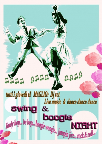 swing,boogie woogie,il maglio sesto san giovanni